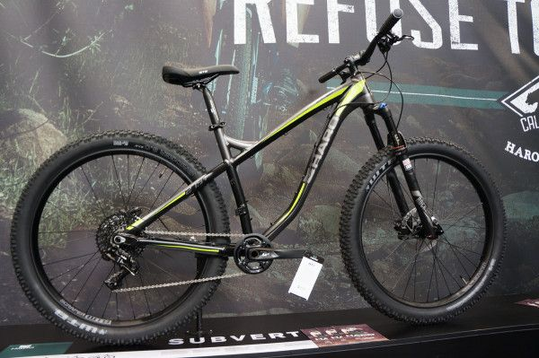 Haro Shifts Into Full Suspension With Standard And Plus Size Tires