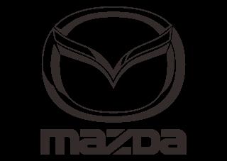 Mazda Logo Vector (Part-2) Black-White | Vector logo