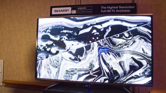 Sharp Aquos Quattron Plus Tv Review Tv Reviews And Hd Tvs