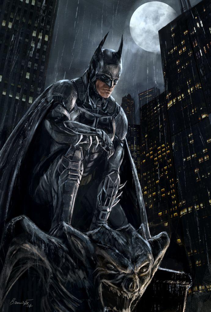 batman arkham knight art - Google Search