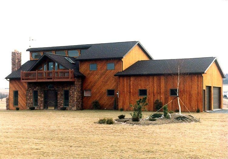 Pole Barn House LOVE