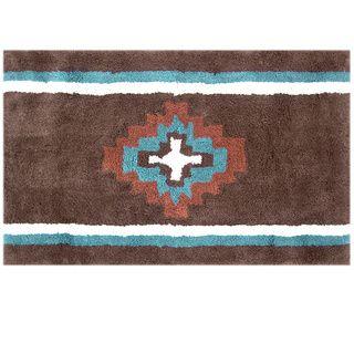 Pueblo X Bath Rug Overstockcom Shopping The Best Prices - Overstock bathroom rugs for bathroom decorating ideas