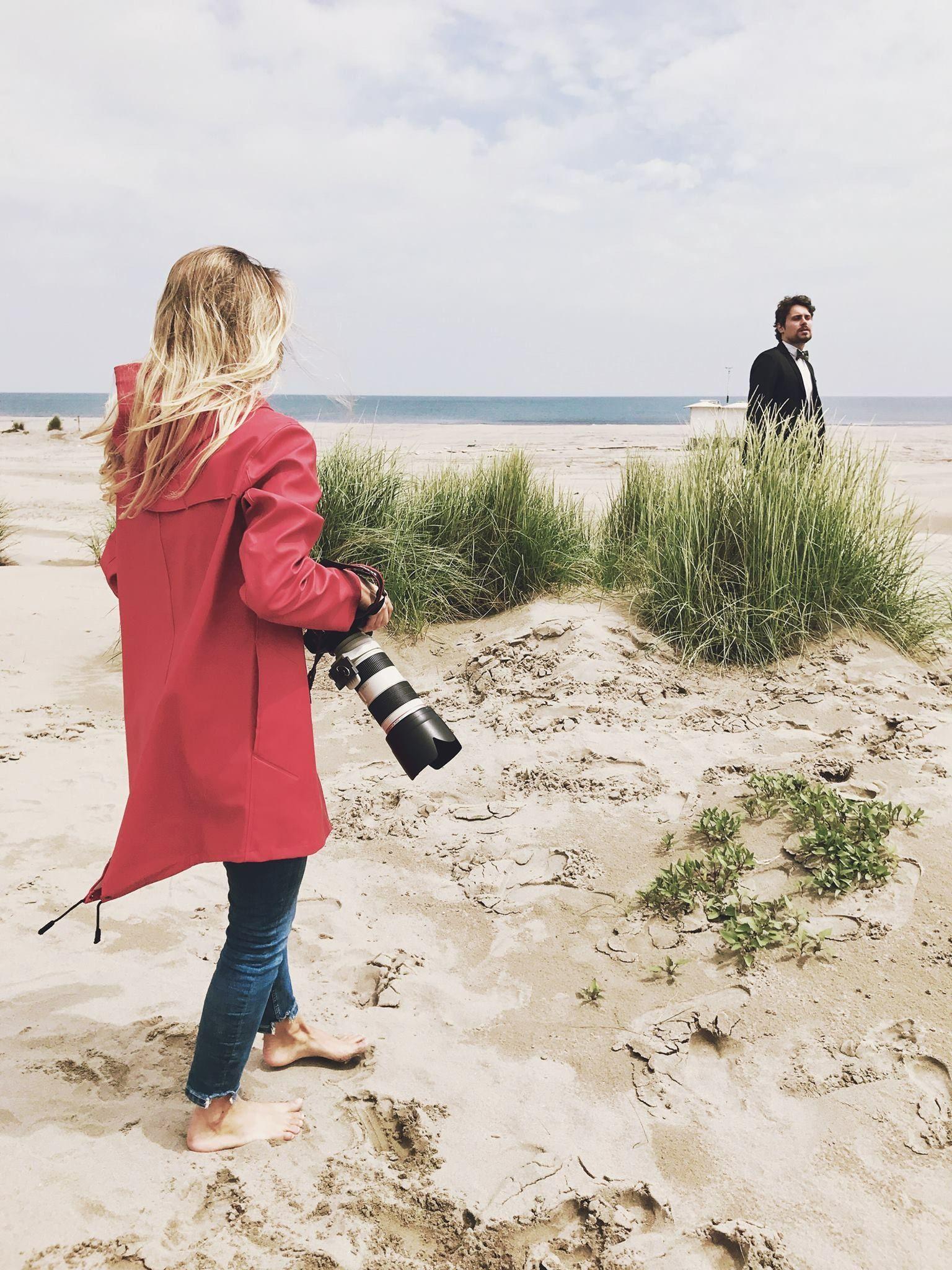 Shooting in progress 📸 #kjøre #kjoreproject #photo #canon #friends #handmade #leather #sea #nature #adventure #new #backpack #sunset 