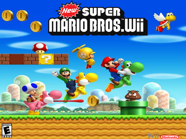 New super mario brothers wii game play with me pinterest wii games mario brothers and wii - Amis de mario ...