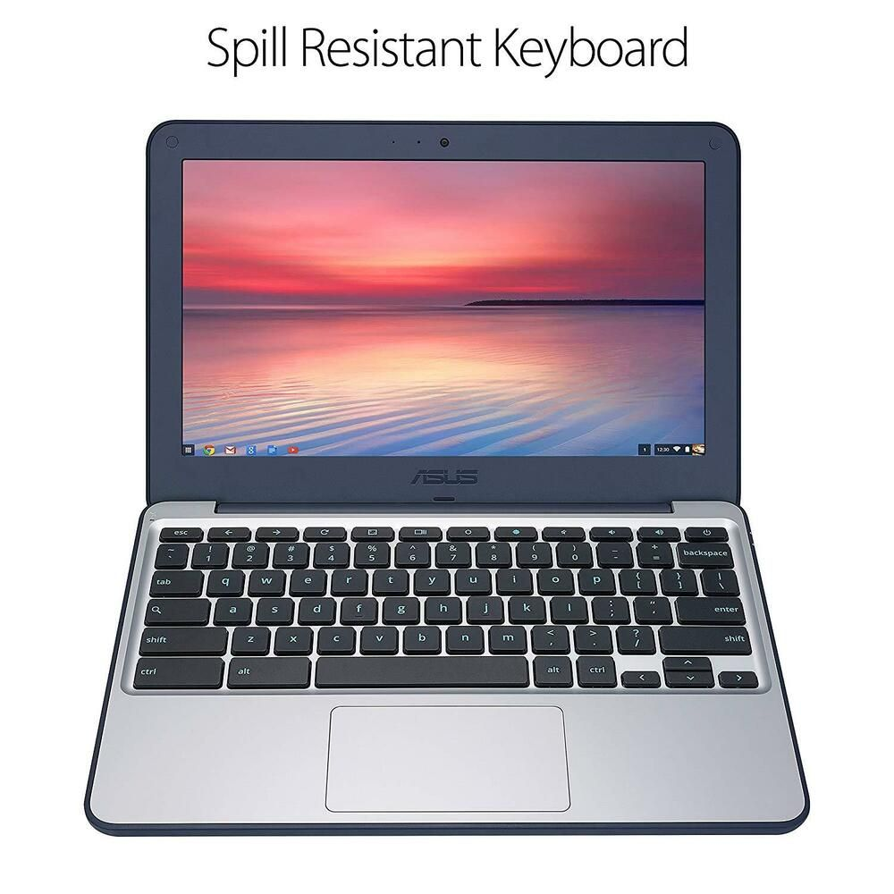 Details about asus chromebook c202sa 116 16 gb intel