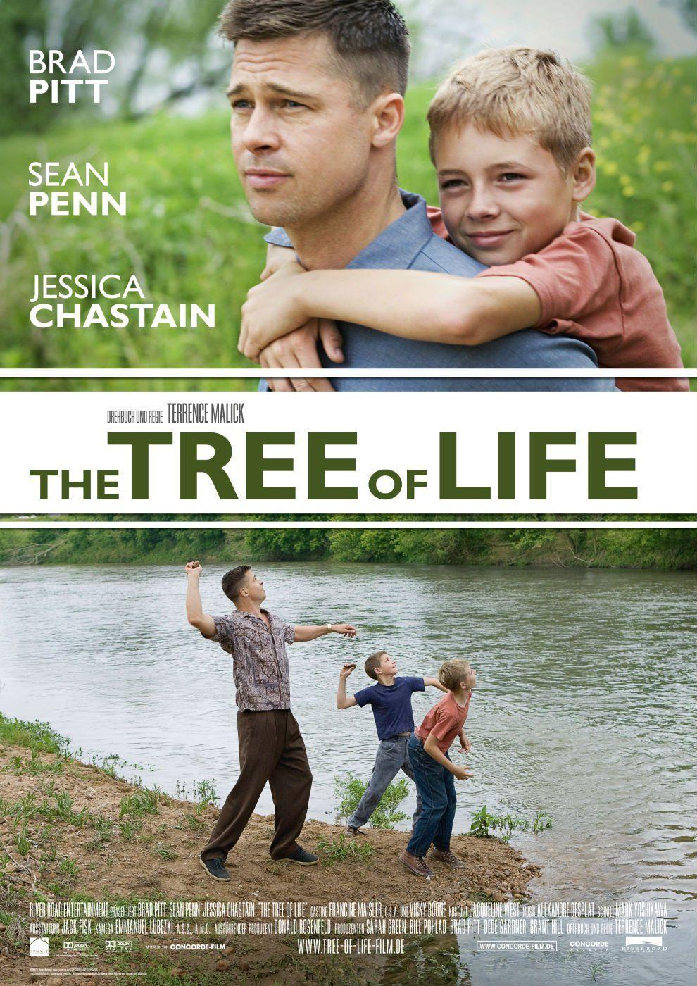 BRAD PITT TREE OF LIFE PETIT-DIEULOIS