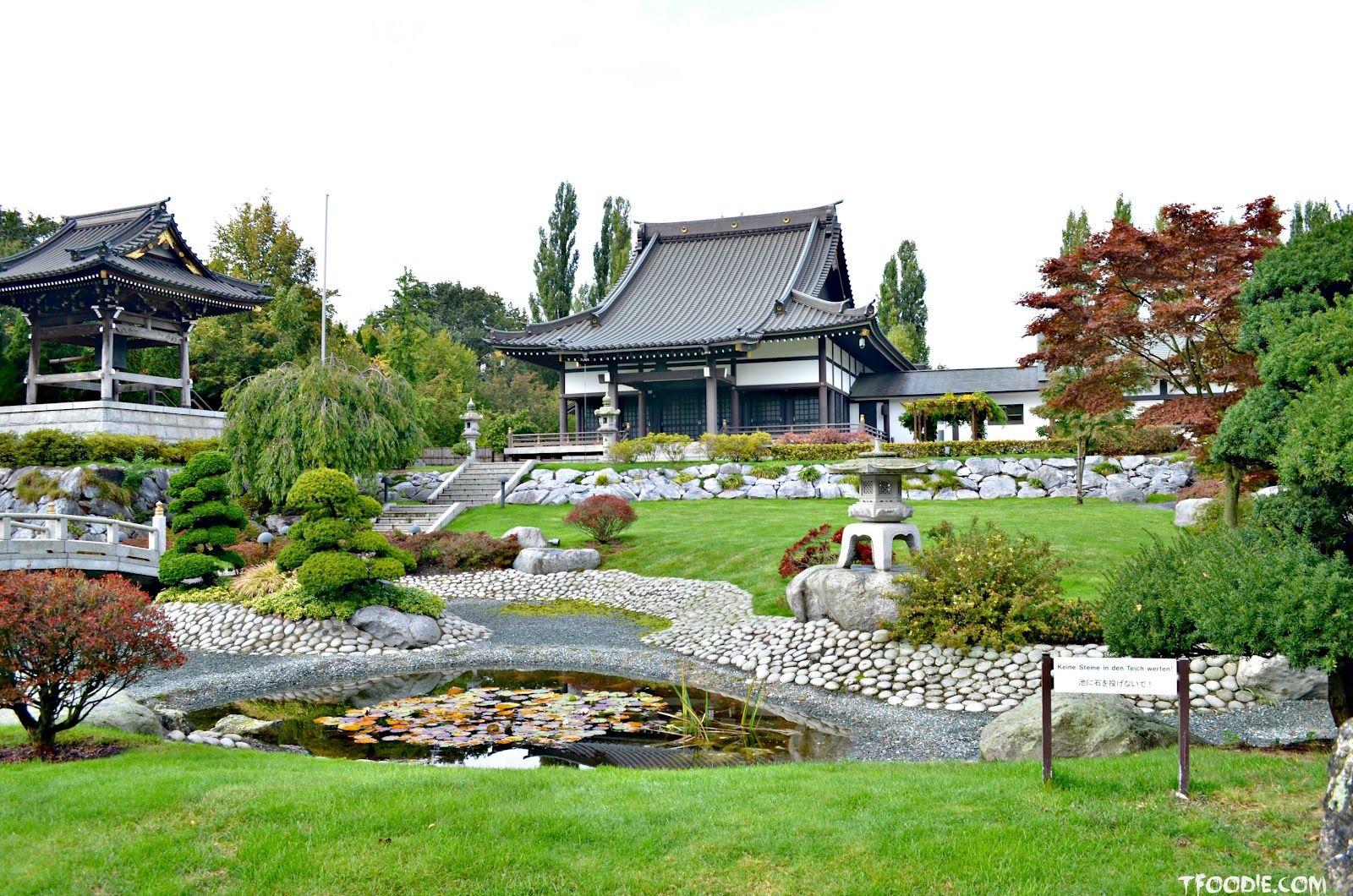 The Traveling Foodie Japan No Dusseldorf Dusseldorf Japanischer Garten Altstadt