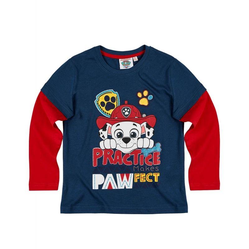Paw Patrol Manica lunga T-shirt MARSHALL