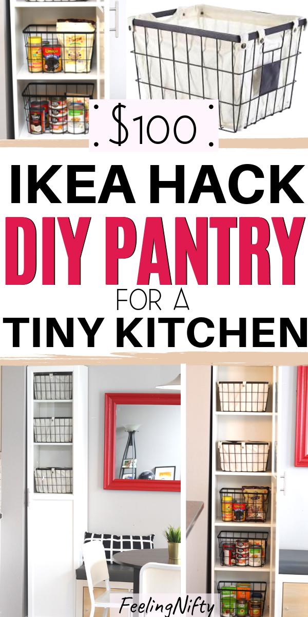 IKEA  #pantrycabinet