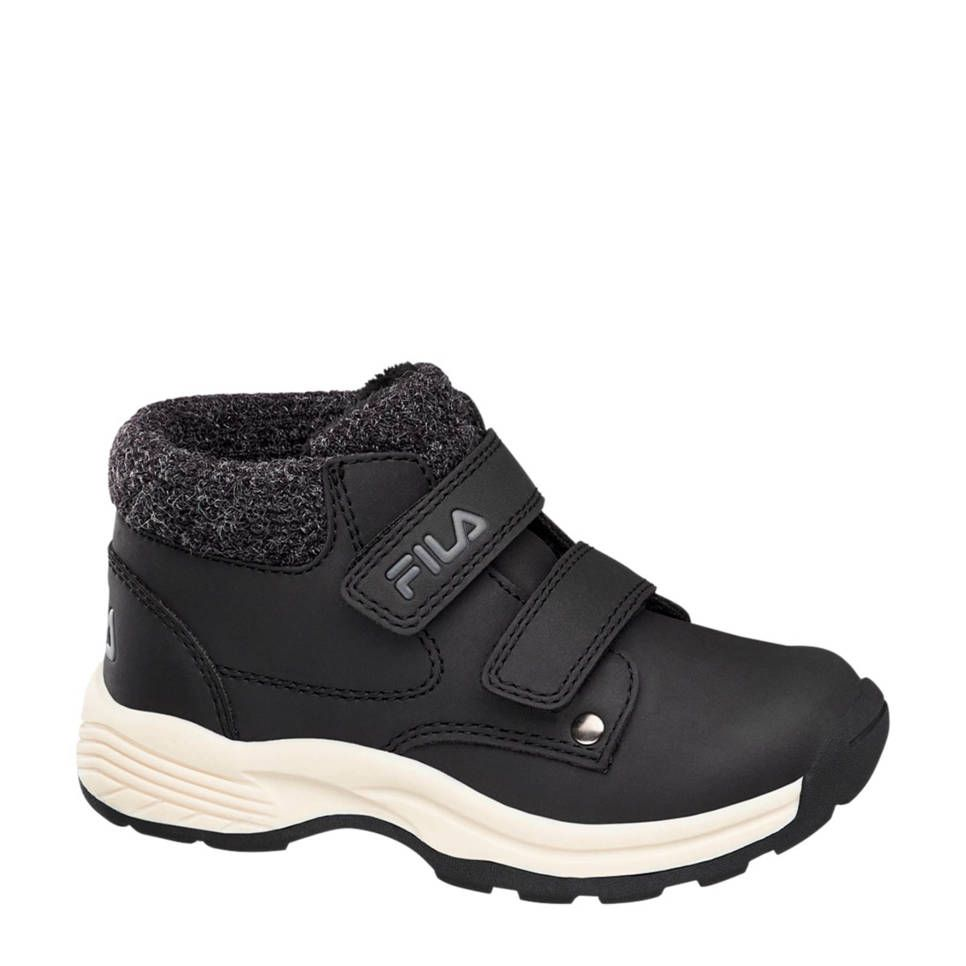 Fila New Sneakers Zwart Zwart Wehkamp Fila New Sneakers Zwart Fashion Mode Jongens Boys Sneakers For In The Winter Sneaker Fila Zwart