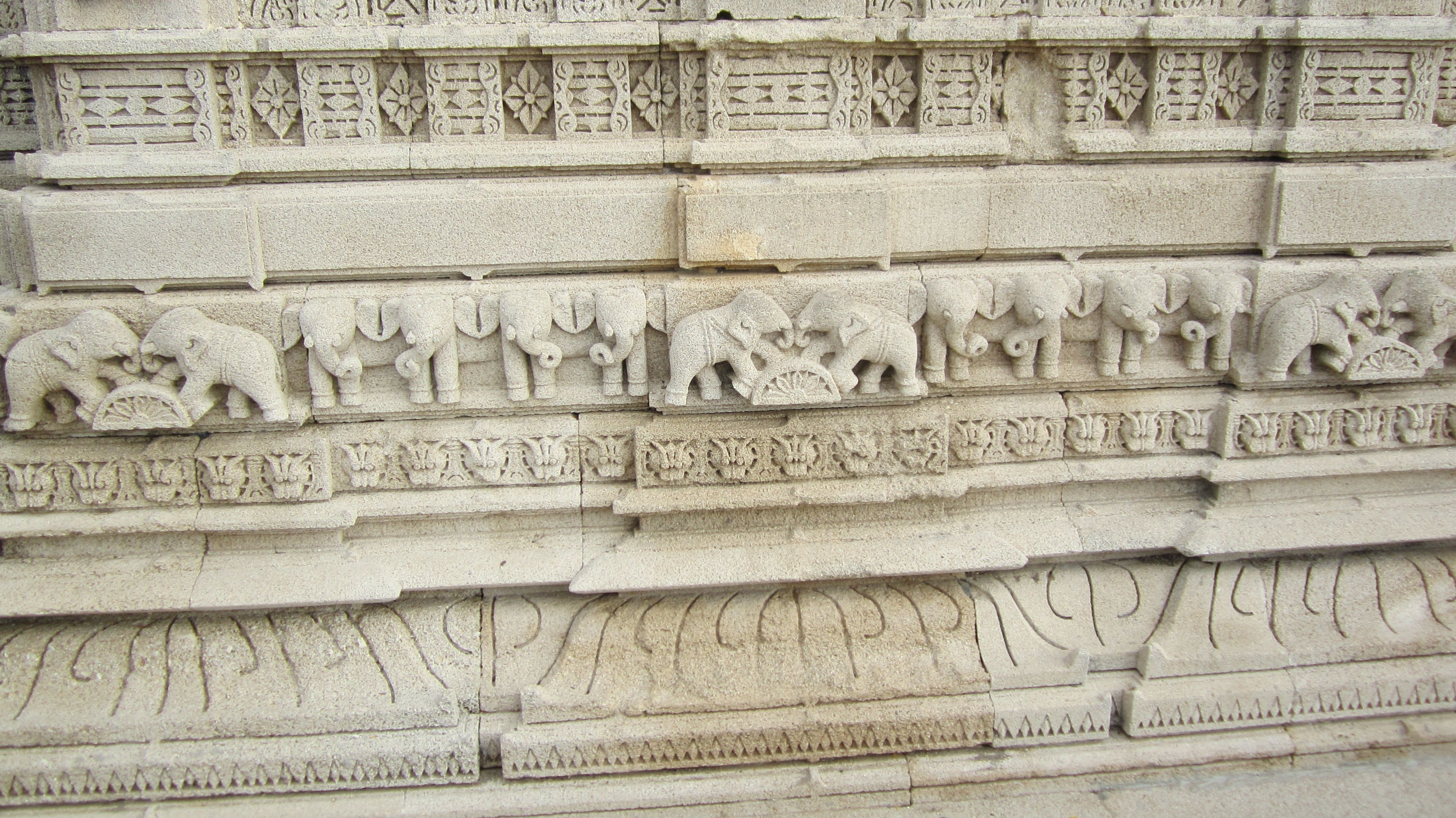 Rukmani Temple - Dwaraka - Gujarath