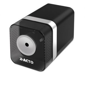 Elmer's X-Acto 1700 Series Electric Pencil Sharpeners -  BEST SHARPENER SO FAR!! I don't let my students use it :)