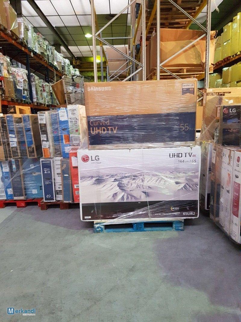 Lots De Televisions De Grandes Marques Retours Clients 100 Eur Piece Descriptions Vends Lots De Televisions Ret Petit Electromenager Site De Vente Achat Vente