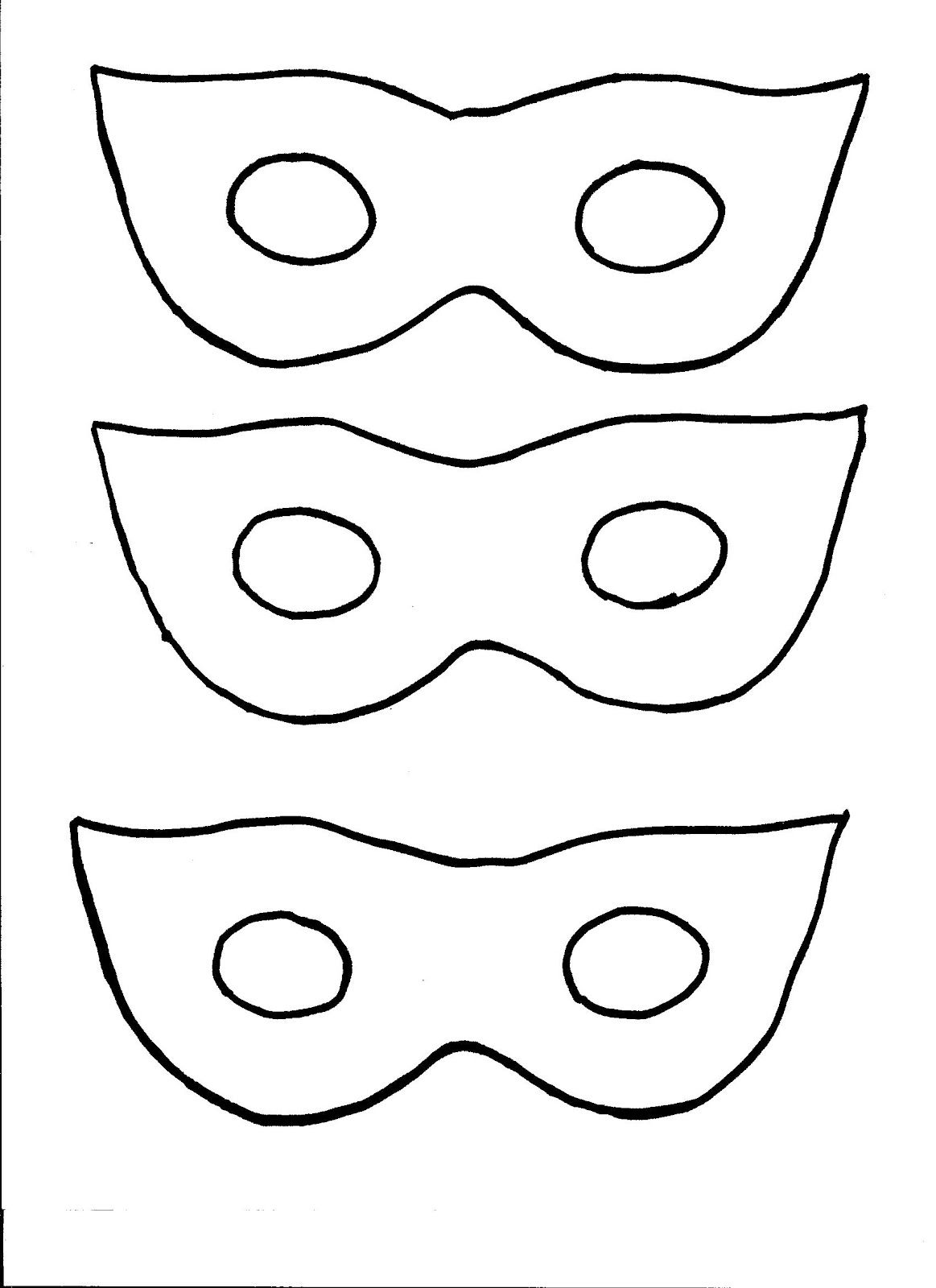 super hero mask template free clipart images clipart best