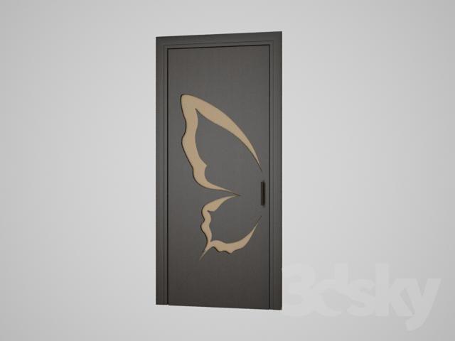 """Door """"Butterfly"""""""