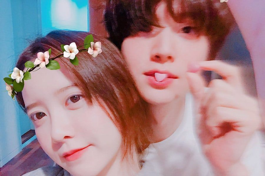 Ku Hye Sun Shares Photo Of Wedding Ring Designed By Husband Ahn