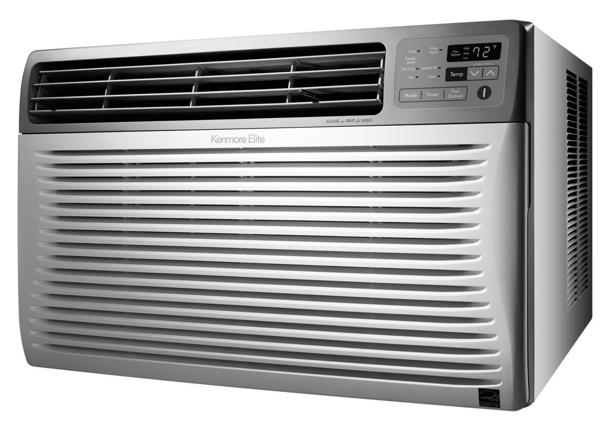 Today Only Kenmore Smart 10,000 BTU Room Air Conditioner