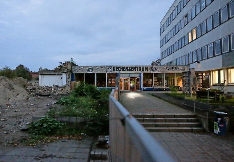 Kunsthaus Rechenzentrum Potsdam - Aktuelle 2019 - Lohnt es