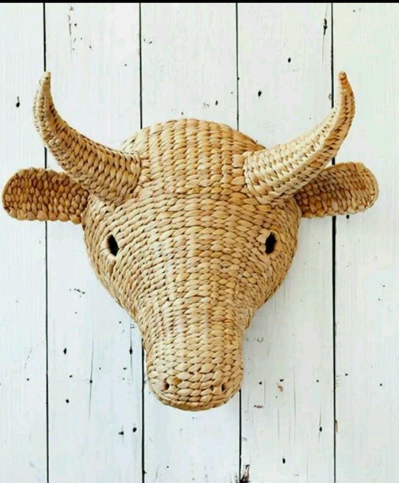 Awesome Bull Head Wall Decor Pictures - The Wall Art Decorations ...