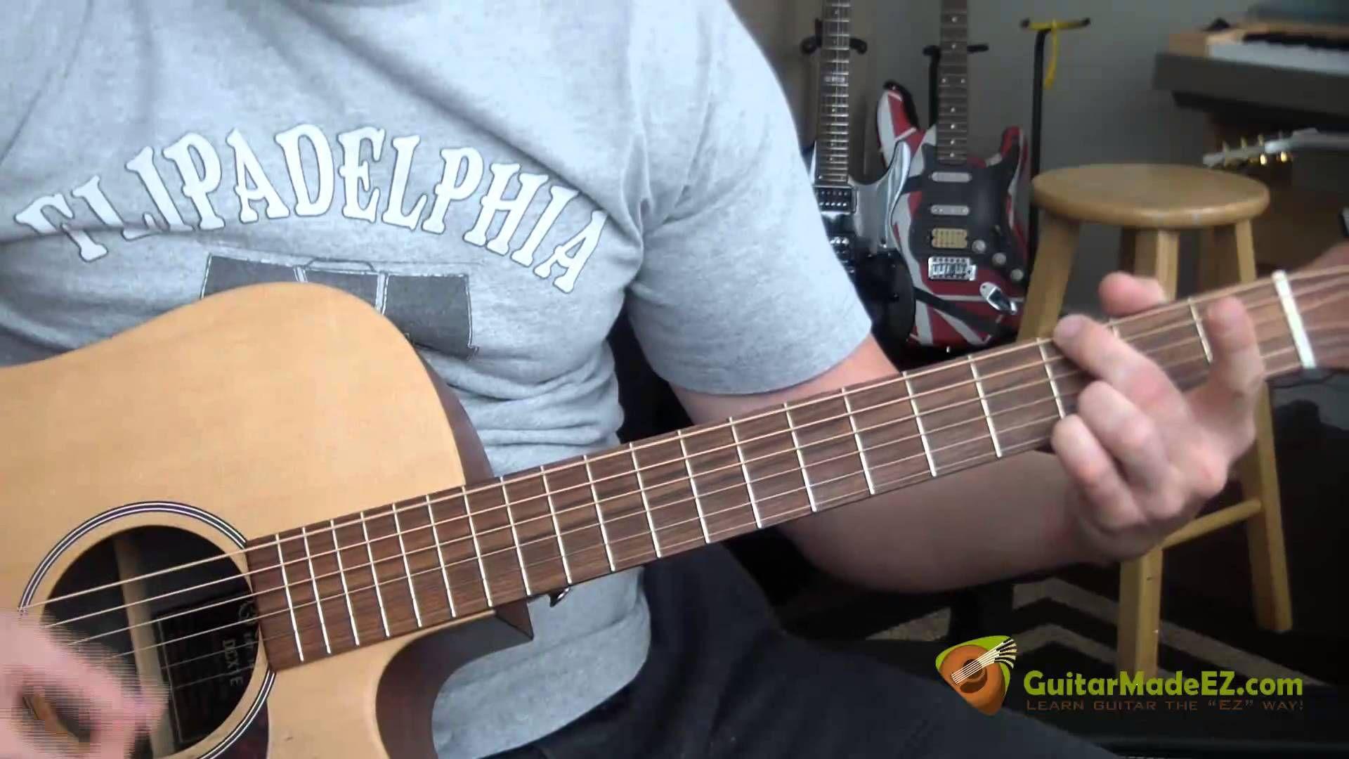 Bob Dylan It Aint Me Babe Guitar Lesson Guitar Lessons