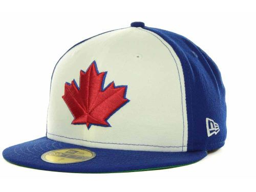 Toronto Blue Jays New Era MLB Canada Day Custom 59FIFTY