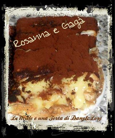 Le Mille e una Torta di Dany&Lory: Mattonella al caffè con crema di limone