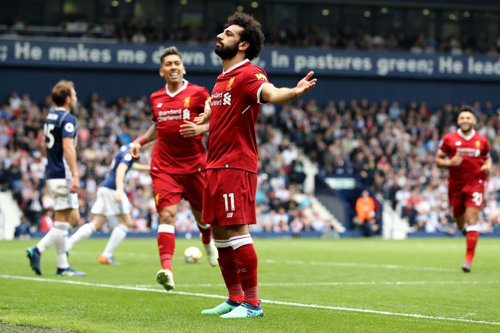 Soccer  Amazing news for Liverpool & Egypts Mohamed Salah -      2018 World Cup  Its Sunday which means its just five days until the 2018 World Cup kicks off in Russia.  On Thursday Russia will take on Saudi Arabia in the opening game of the tournament.  Friday will see the second match in group A take place. Uruguay who finished second in the South American World Cup qualifying campaign will face north Africans Egypt.  Liverpools Mohamed Salah is back  On Saturday night in Cairo Egyptian fans g