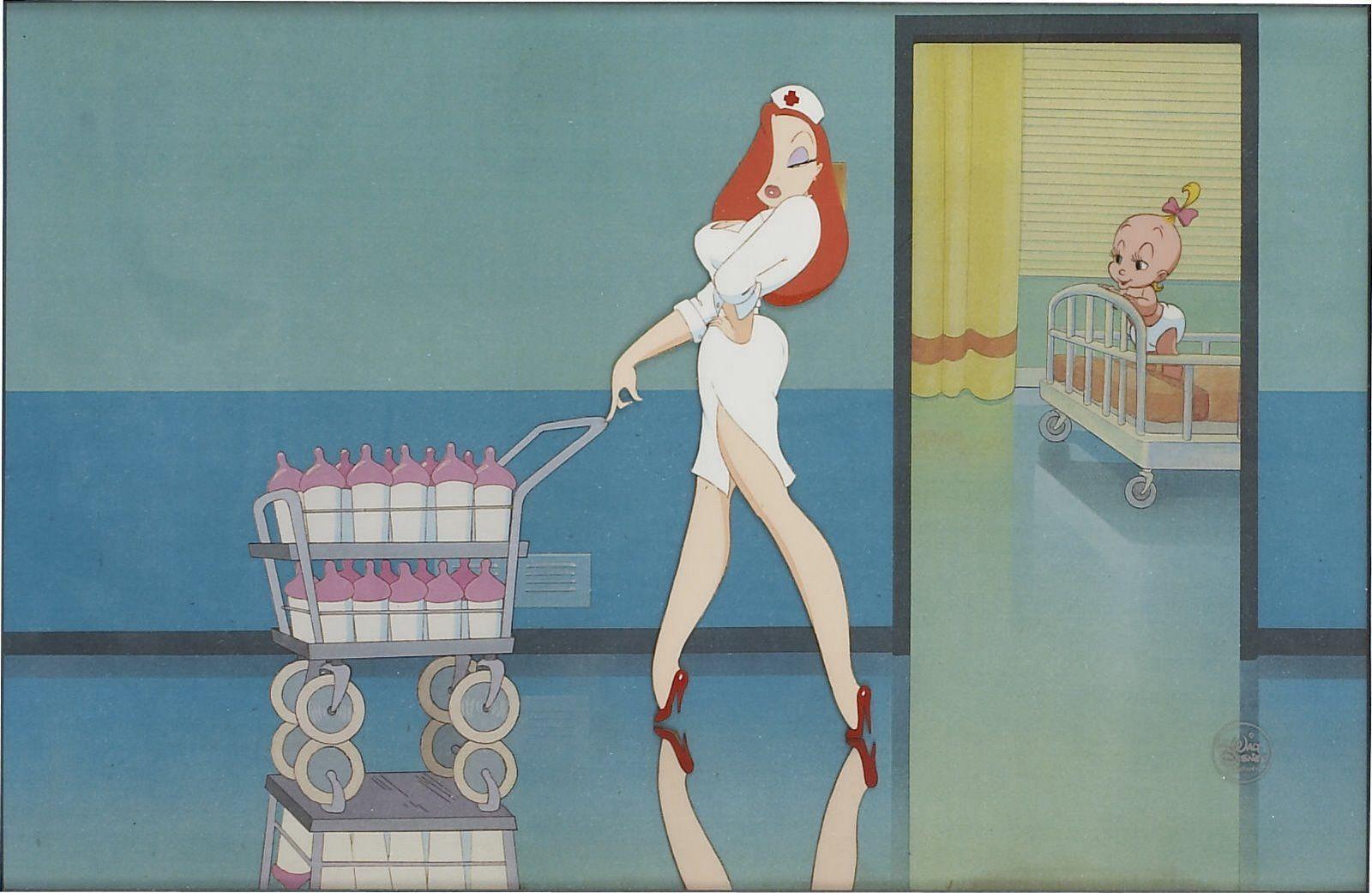 Dreamscene live wallpaper jessica rabbit erotic damsel - 3 part 1