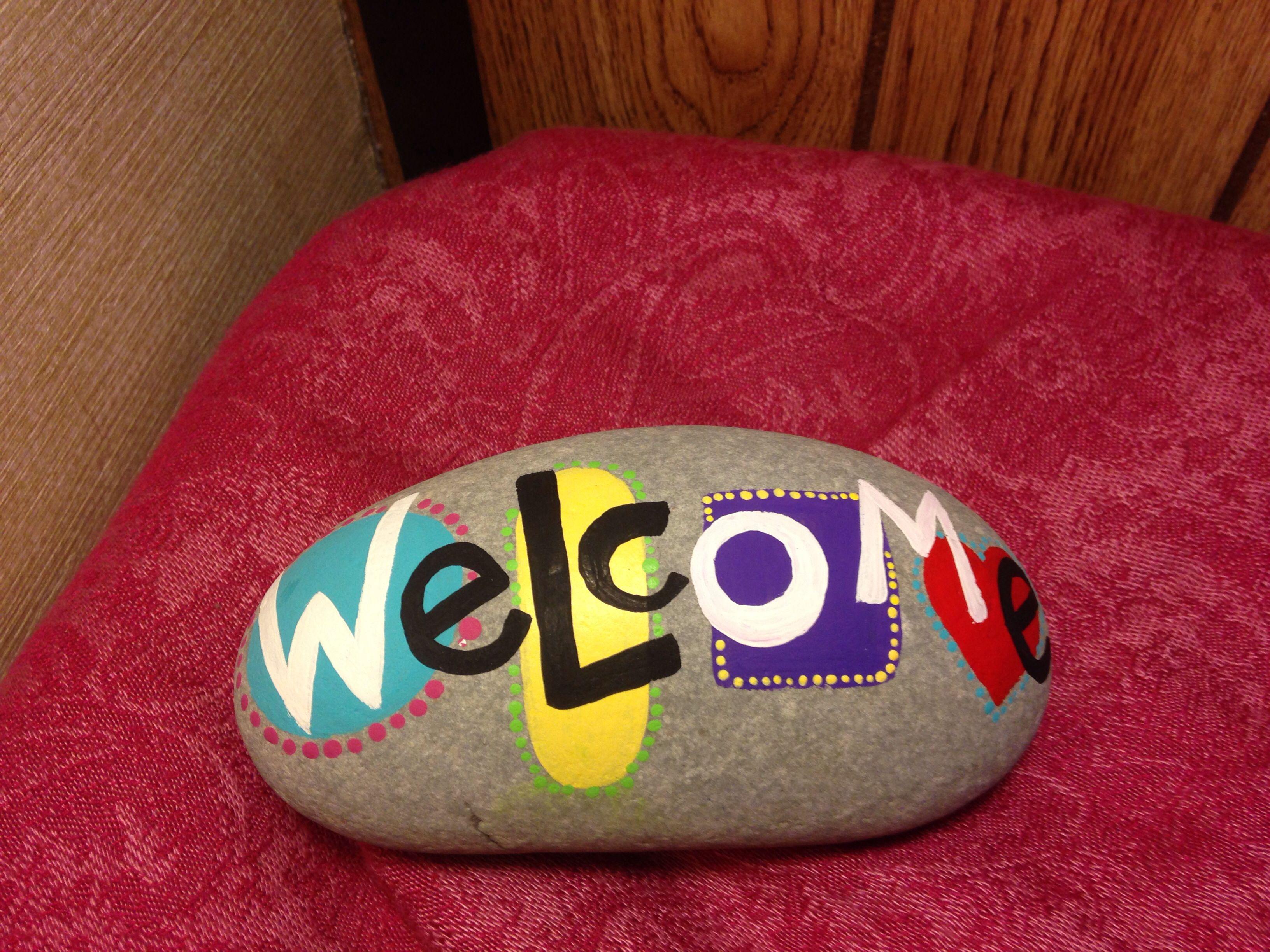 Welcome rock ! Rock art