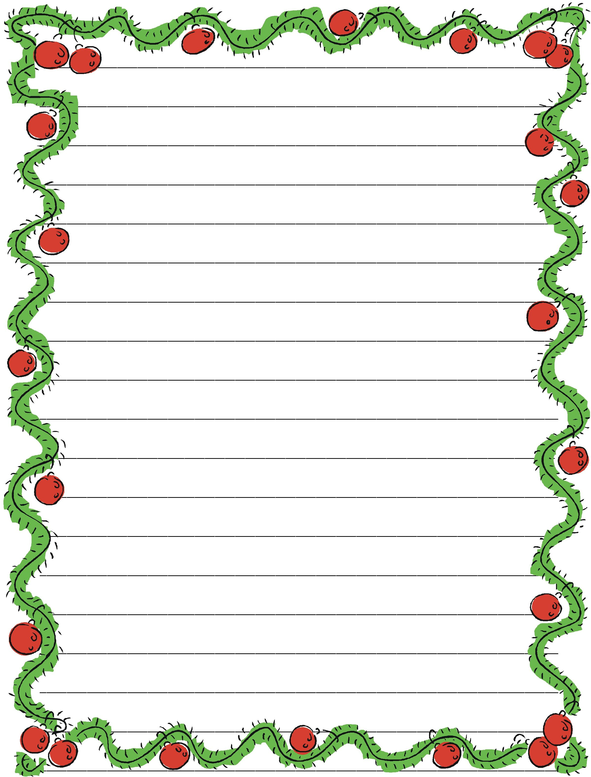 Lined Paper For Kids That Can Be Used As A Medium For Them To Learn Writing.