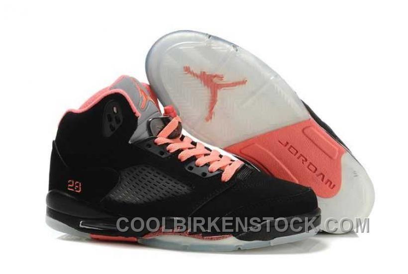 51b118d648d http   www.coolbirkenstock.com nike-air-jordan-5-womens-black-pink ...