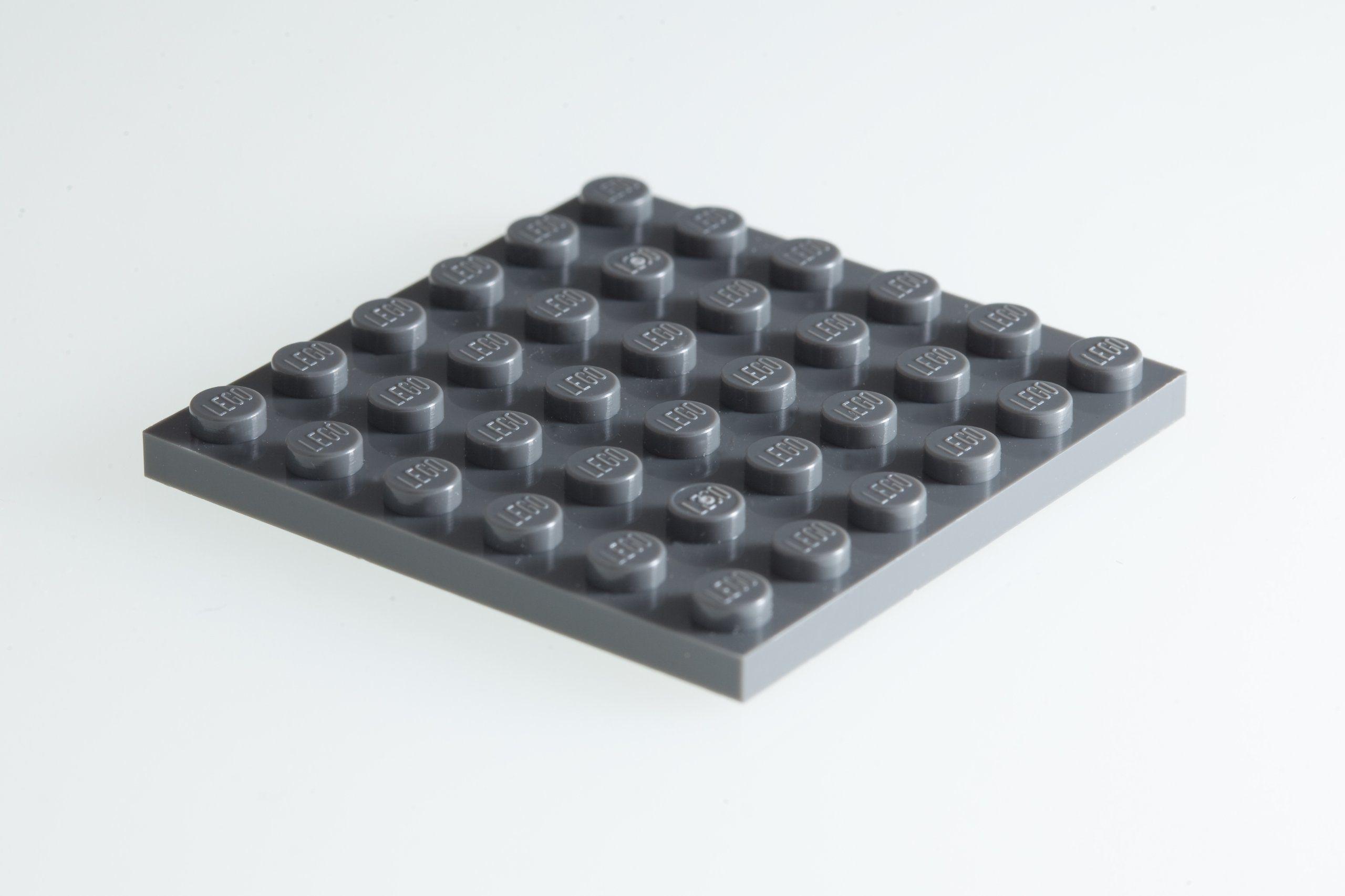 PLATES 1 x 1 NEW LEGO Green Dark plate x 50-1x1