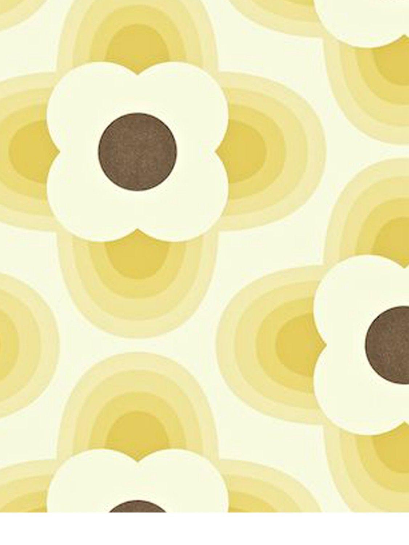 9e14bb57baf Orla Kiely House for Harlequin Striped Petal Wallpaper, 110405 | For ...