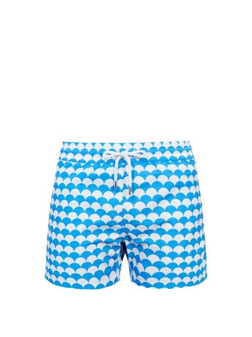 Discount Countdown Package Eastbay Cheap Price Swim shorts Leme Sport navy/white patterned Frescobol Carioca The Best Store To Get Purchase yLoVS6P
