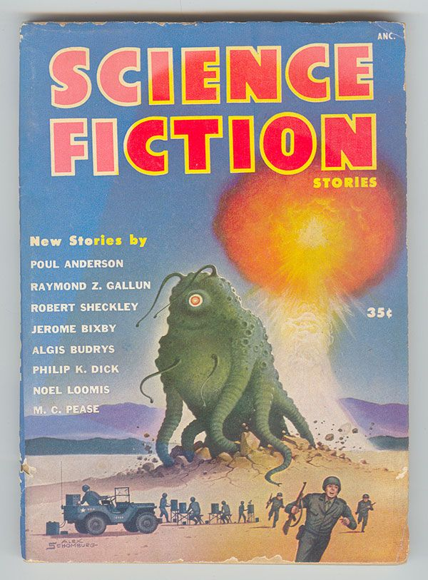 Fantastic Universe Science Fiction July 1953 | Sci-Fi and Fantasy ...