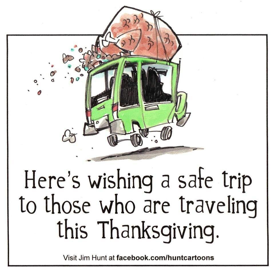 Safe Travels Thanksgiving Images