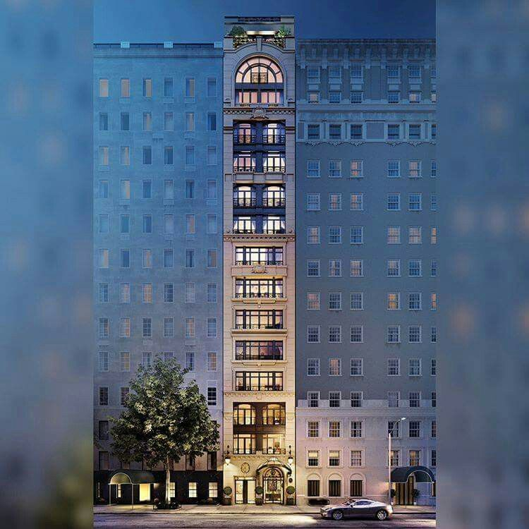 """Central Park New York Condos: A Rare New Condo Is Coming To The Upper East Side's """"Gold"""