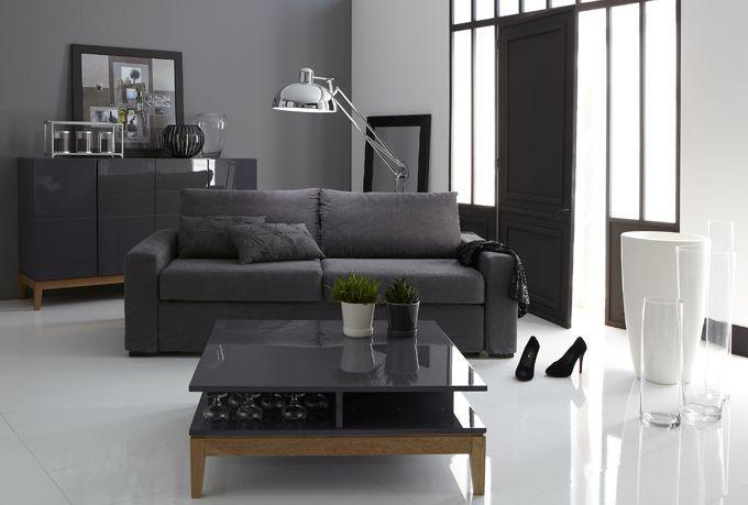 Alinéa meubles et décoration dintérieur salon chambre cuisine salle de bain et bureau déco contemporaine pinterest alinéa le style et salon