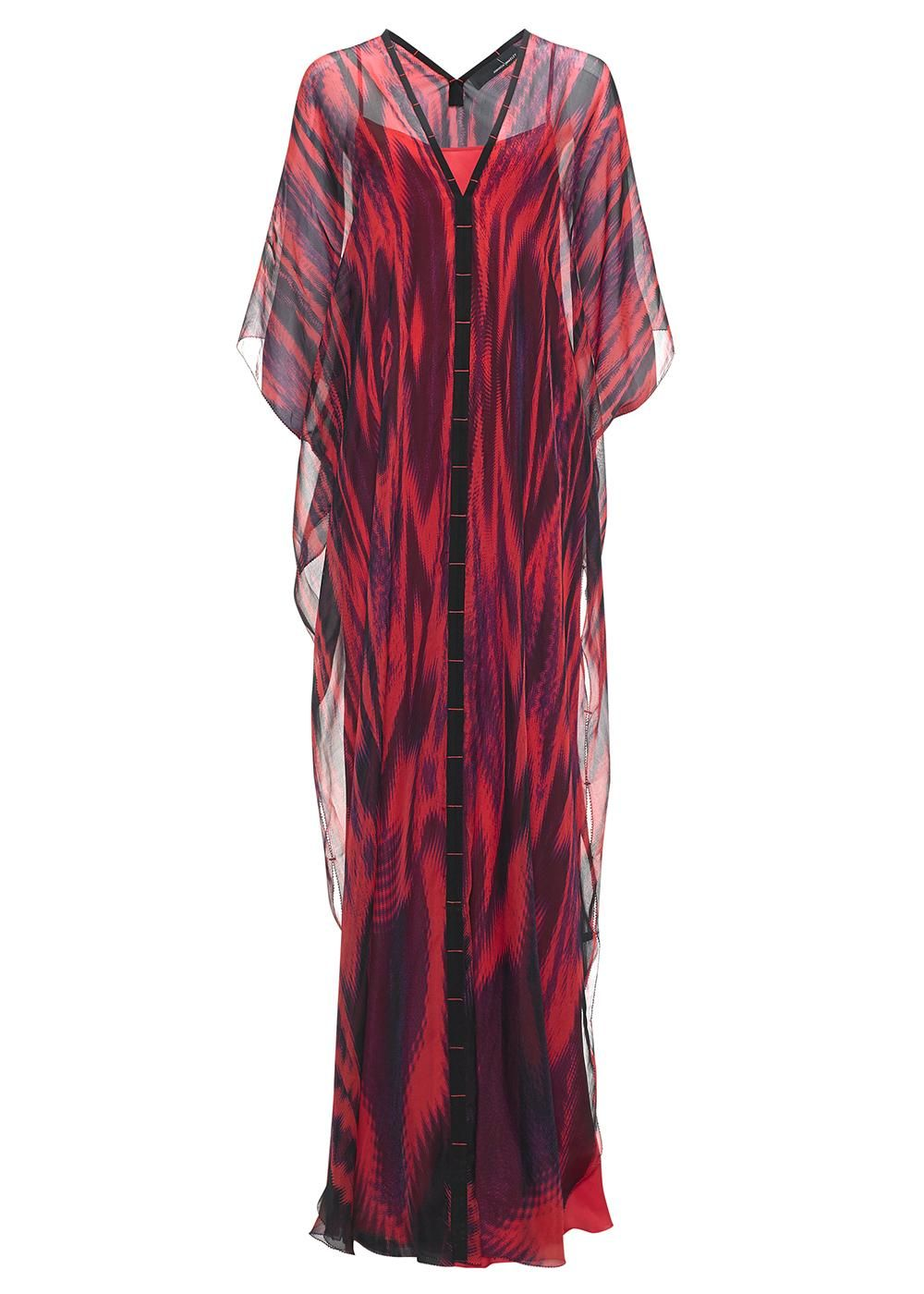 e059a5ef1a4 Bodrum Style  The Bodrum Kaftan in Watermelon.  onthebedwithAW ...