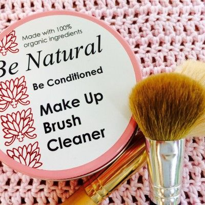 Photo of Natural Make Up Brush Cleaner – Be Conditioned! | Green Elephant