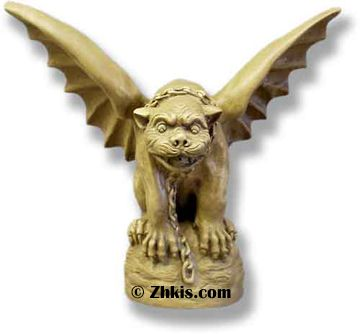 Big Bulldog Gargoyle Statue Gargoyles Statue Gargoyle Tattoo