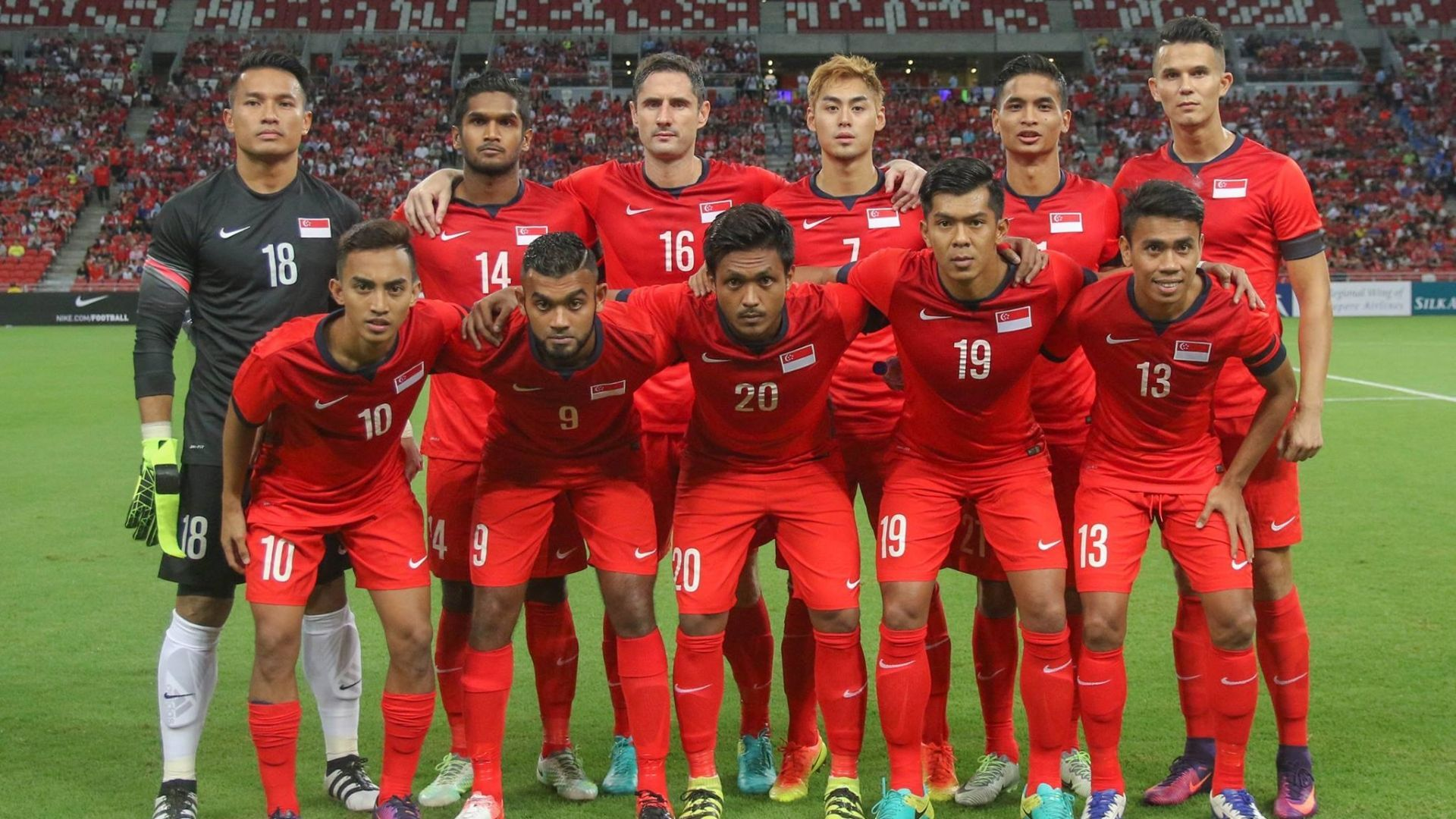 Singapore Malaysia Learn Asian Cup Fate Soccer Live Match Streaming National Football Teams