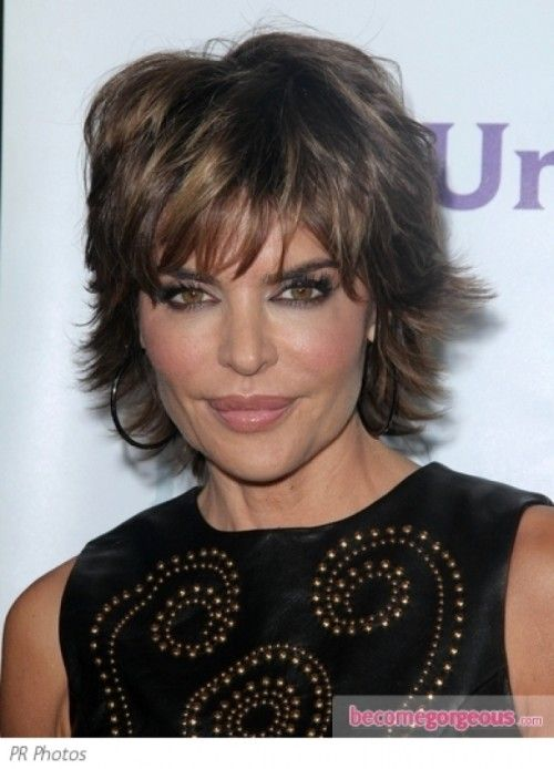 Very Short Layered Hairstyle 66 Mature Women Hairstyles 20 Pictures  Beauty -1652