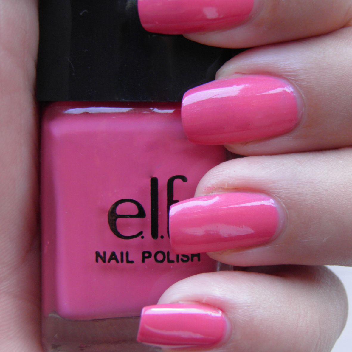 nailpolish | Elf nail polish review | Nail design | Pinterest