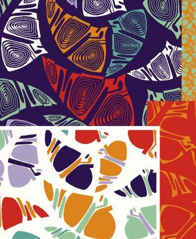print & pattern: SURTEX - karen harris