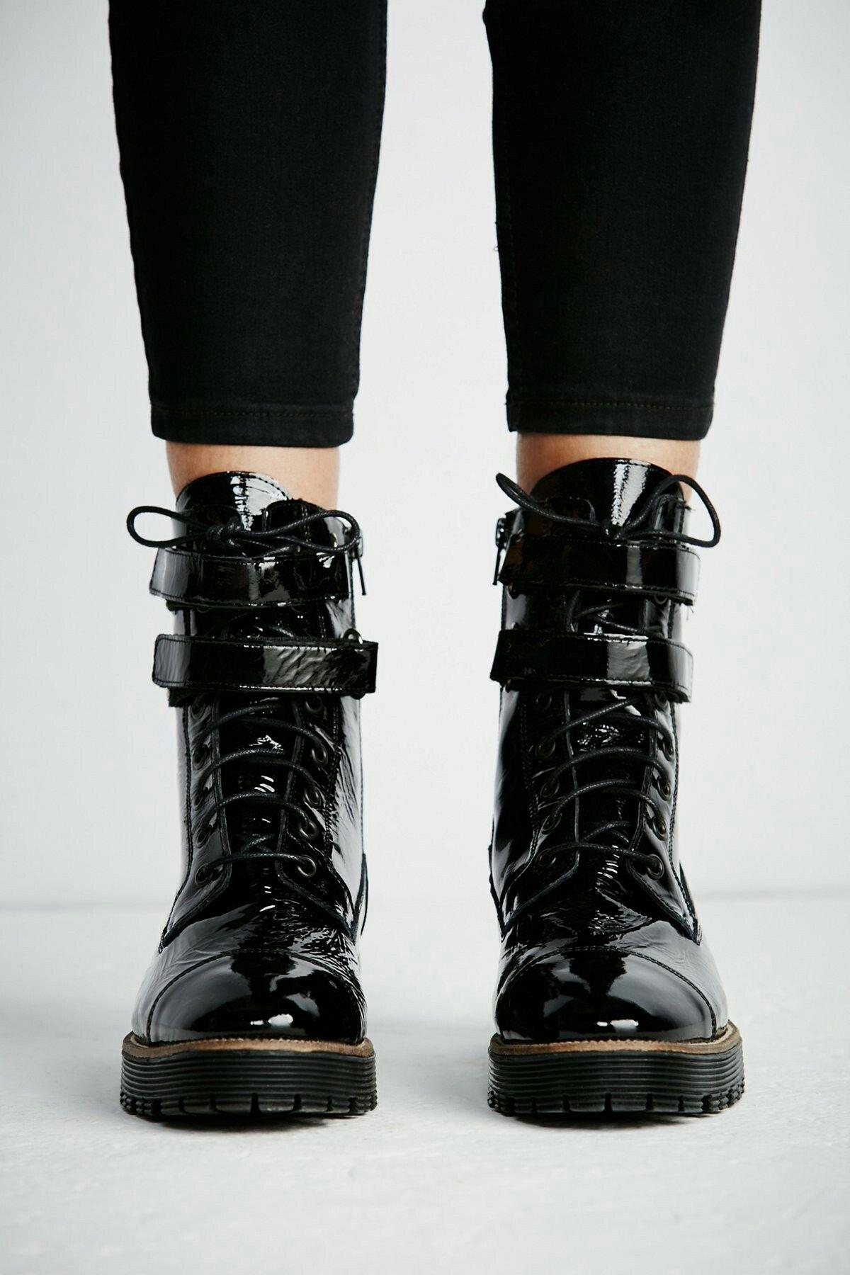 Finn Combat Boot Free People
