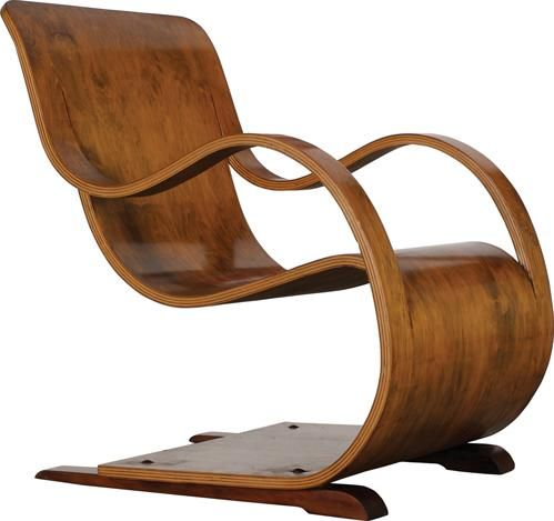 Designed by Garth Chester | Curvesse Chair | Chair, Furniture ...
