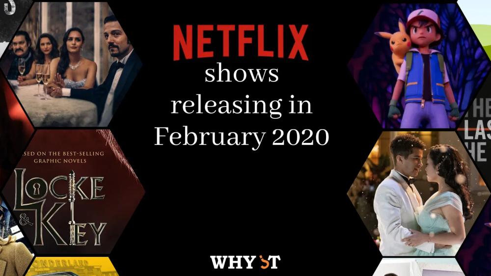 Netflix shows releasing in February 2020 Netflix series