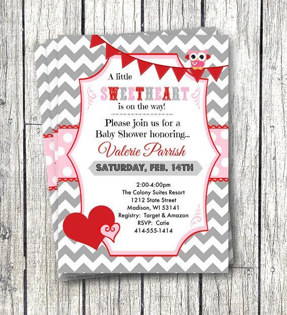 Pinterest - valentines day invitations