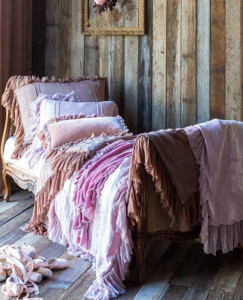 Bella Notte Colette Personal Comforter in Valentina Bed